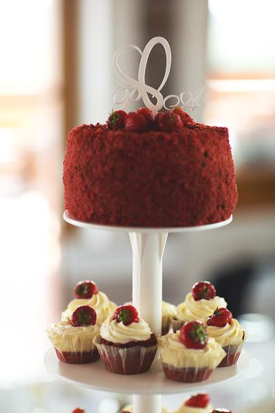 Originální dortová ozdoba na Váš svatební dort,