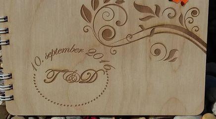 Svatební kniha hostů ,
