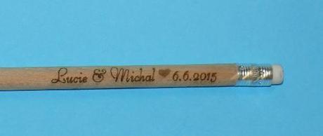Svatební tužka,