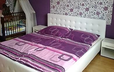 Moderné postelne obliečky-cela sada,