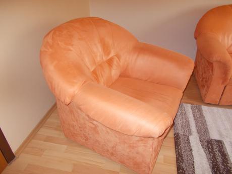 Rohova rozkladacia sedačka s kreslom,