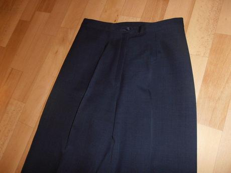 Dámske kvalitné spoločenské nohavice, S