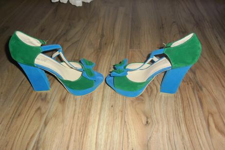 Pohodlné sandále, 38