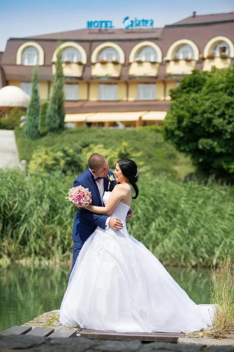 Svatební šaty Sposa Eliana, 36