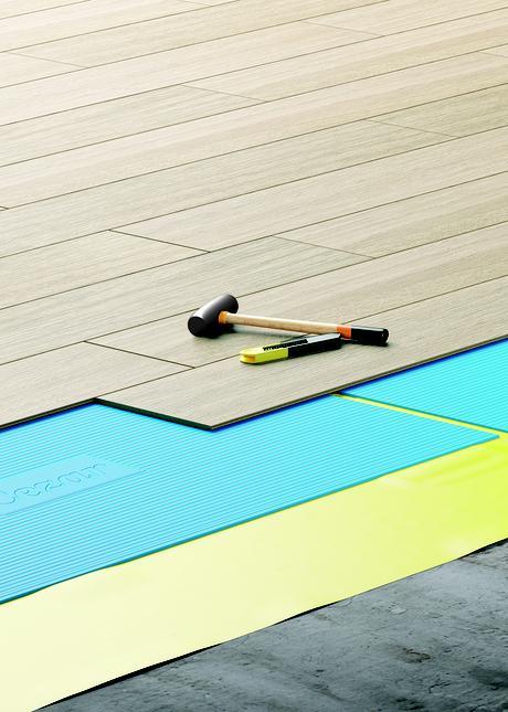 Podložka pod plávajúce podlahy CEZAR 3 mm,
