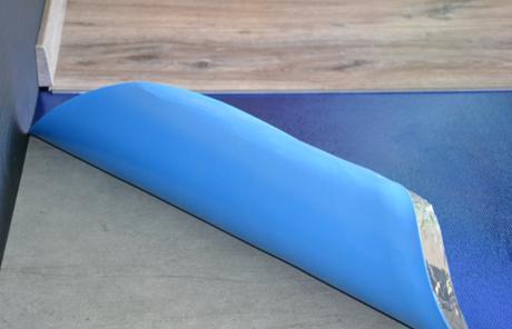 Podložka pod vinylové podlahy ACOUSTIC LVT,