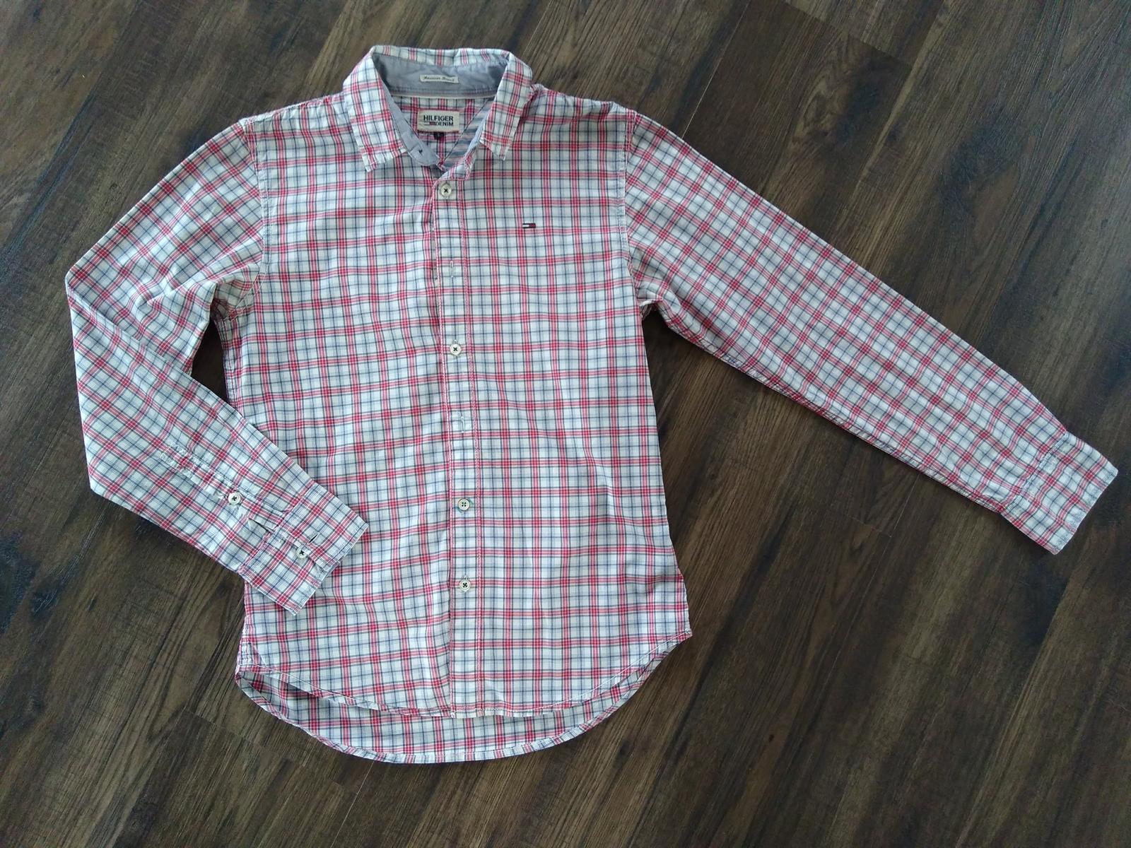 Značkové pánské košile 1469ddc919