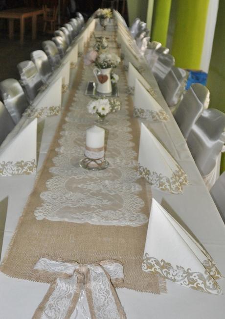 Svadobná výzdoba-realizácia PN,HC,TT,NMn/V ,