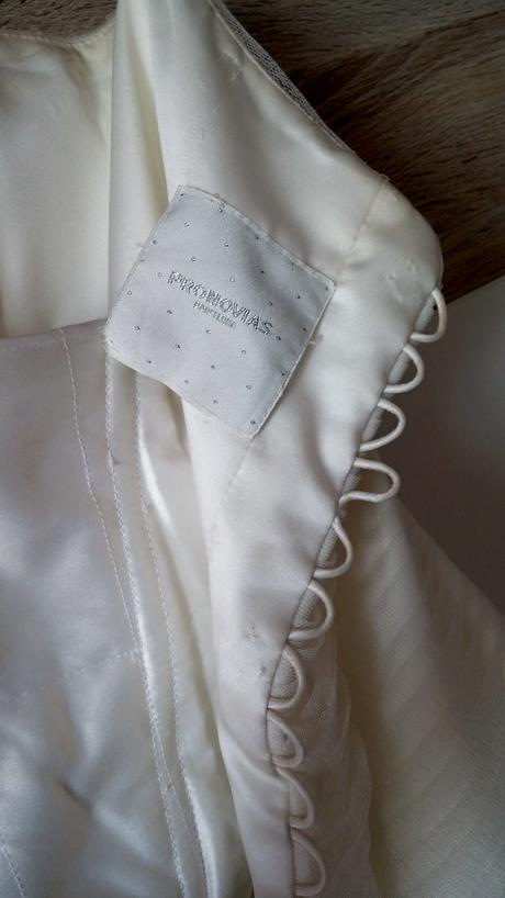 Svatební šaty Pronovias 36-38, 38