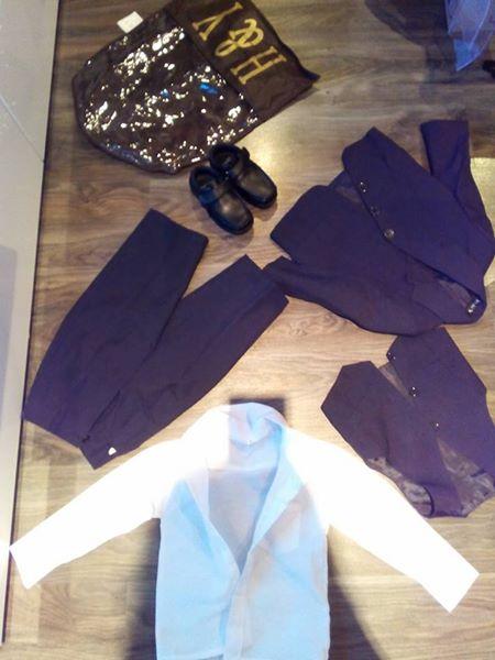 Oblek pro chlapečka, 92