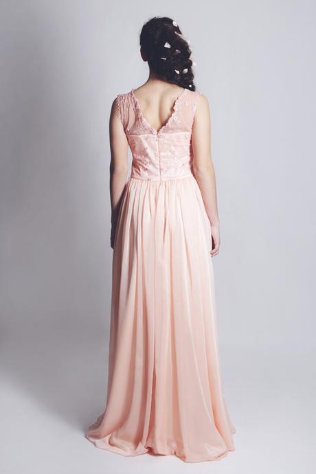 Družičkovské šaty Vánok, 37