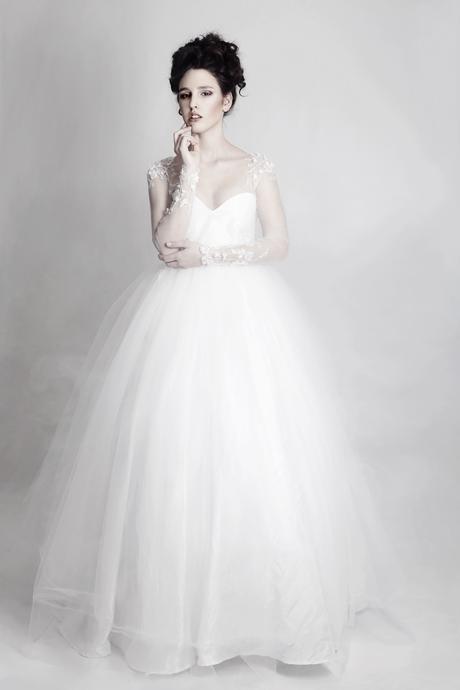 Svadobné šaty Biela mágia, 36