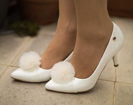 Klipy na topánky - bombuľky,