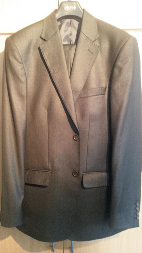 Pánský oblek značky Palmiro Rossi, 48
