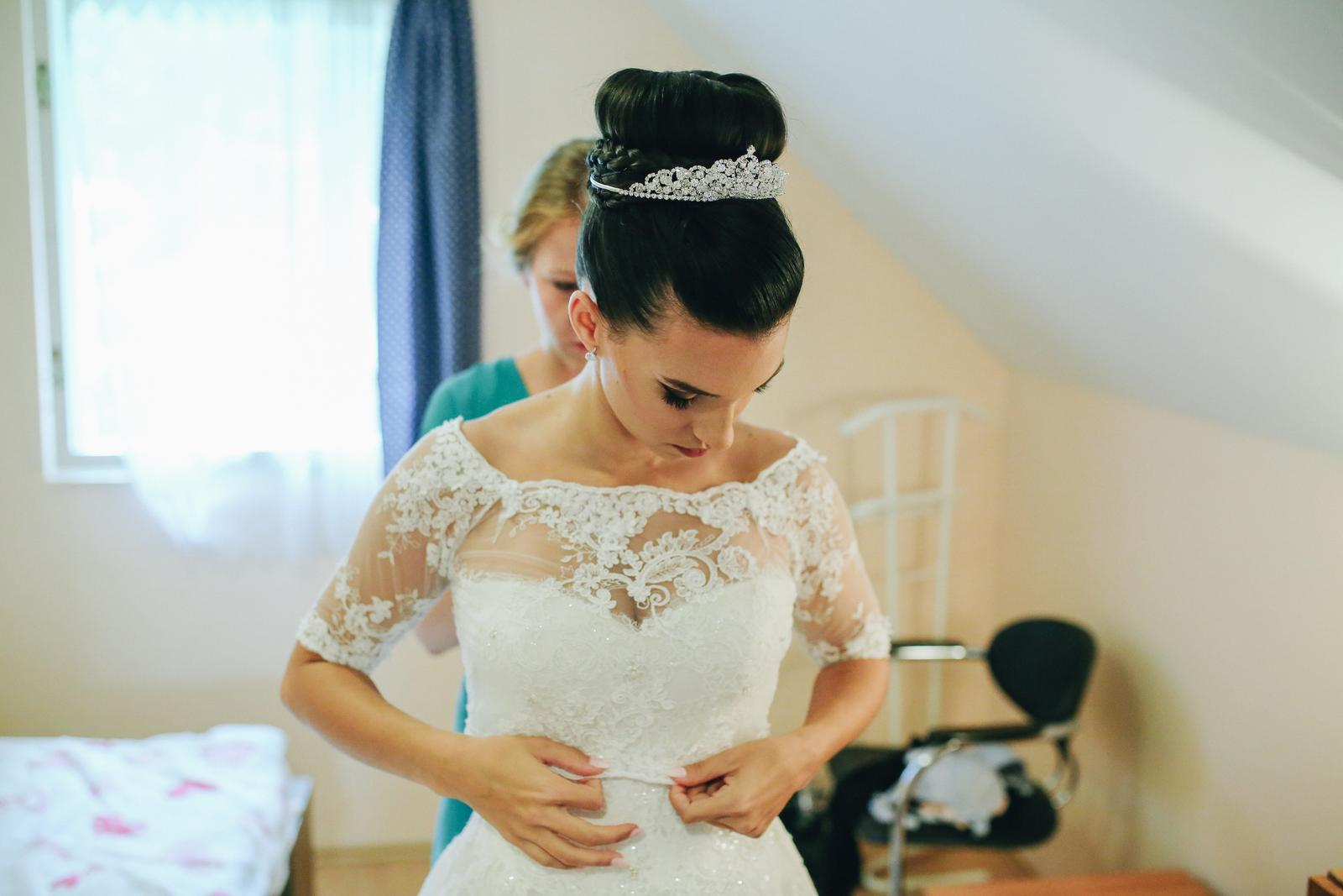 Svadobné šaty zn. pronovias 1a7b7229f9e