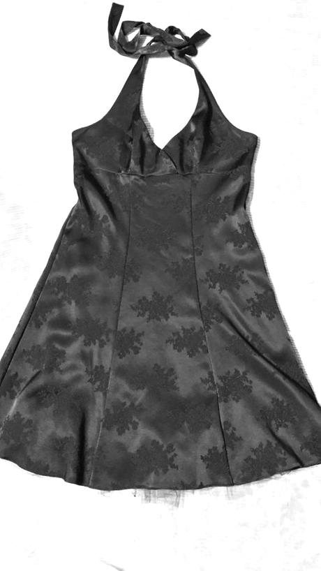 Krátke čierne šaty - Orsay, 42