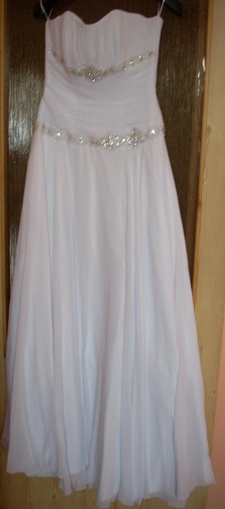 nádherné svadobné šaty, 42