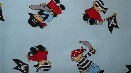 detské obliečky piráti slov. výroby,