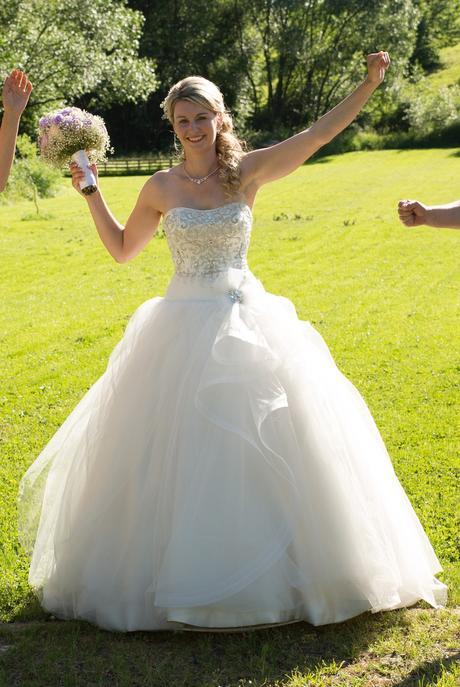 Originál šaty MAGGIE SOTTERO Katelynn -šněrovací , 38