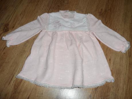 pletené šaty, 74