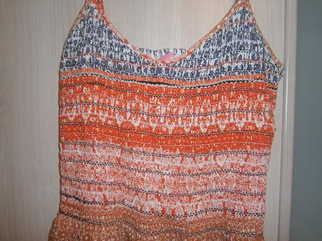 letne šaty , 42