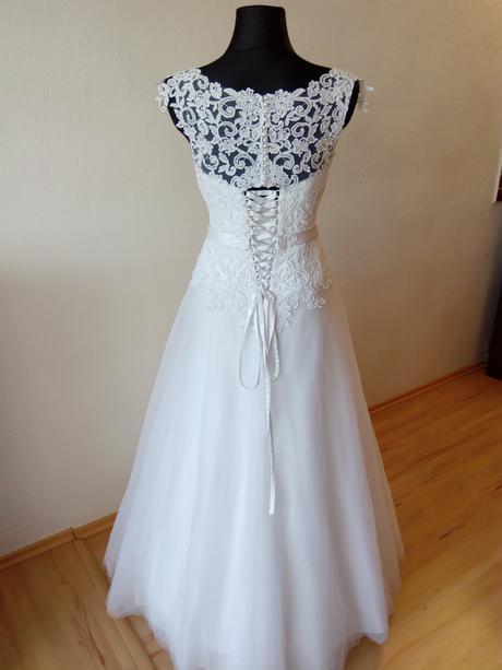 svadobné šaty Adesso, 40