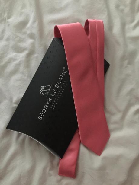 Panska kravata Sedryk le Blanc,