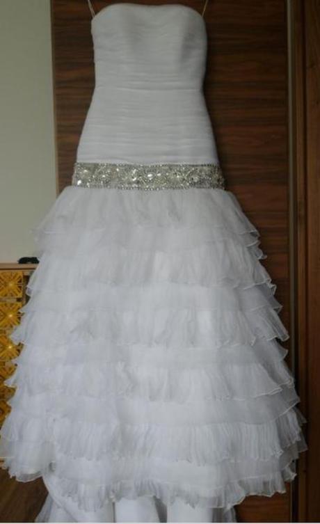 Svadobné šaty ROSA CLARA model ORIGEN, originál, 38