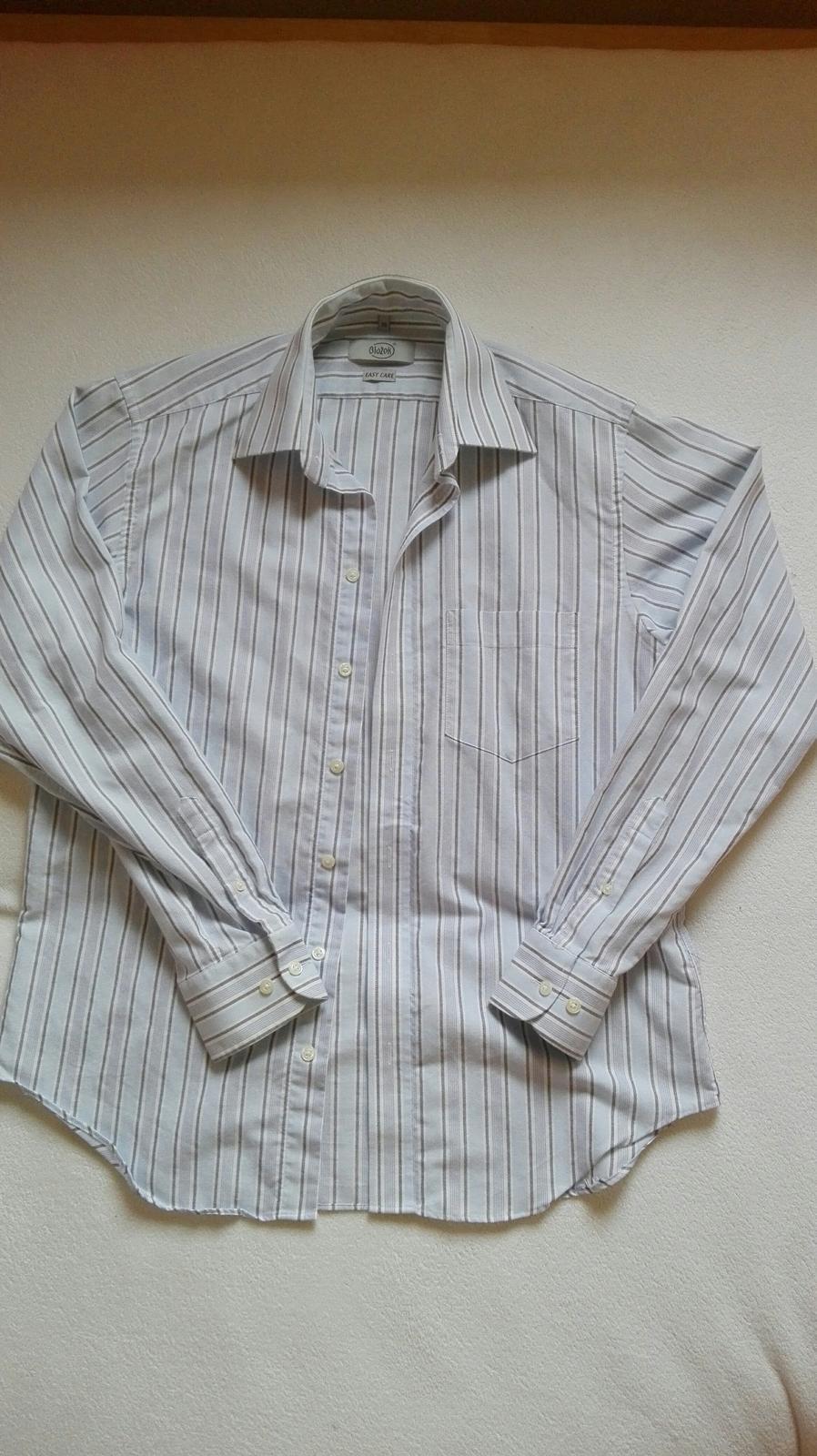 Panska košile zn. blažek d276791a37