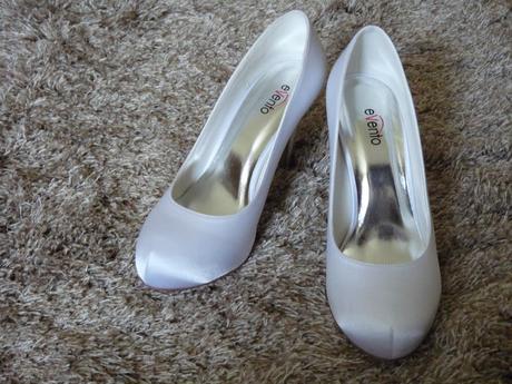 Biele topánky, 38