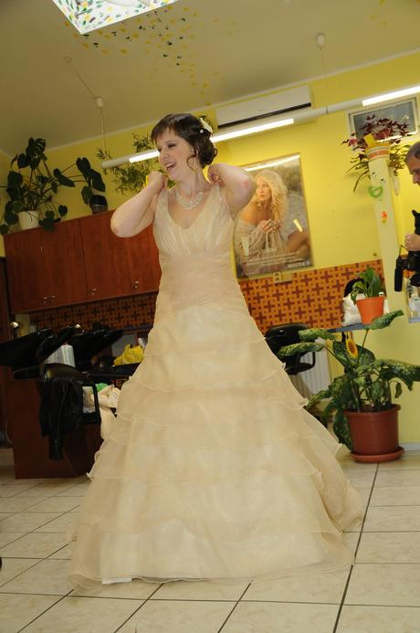 Svatební šaty alá 30.léta, 38
