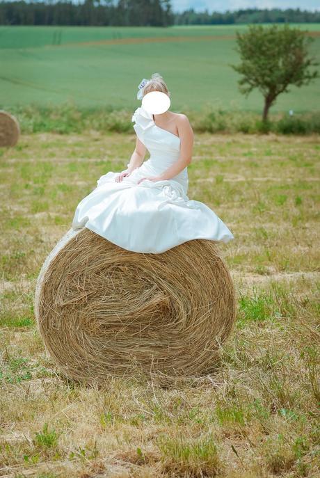 Svatební šaty Pronovias Alora, 38