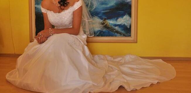 Svadobné šaty-cena s postou 4170b1a507e