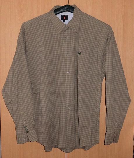 košile Gear, XL