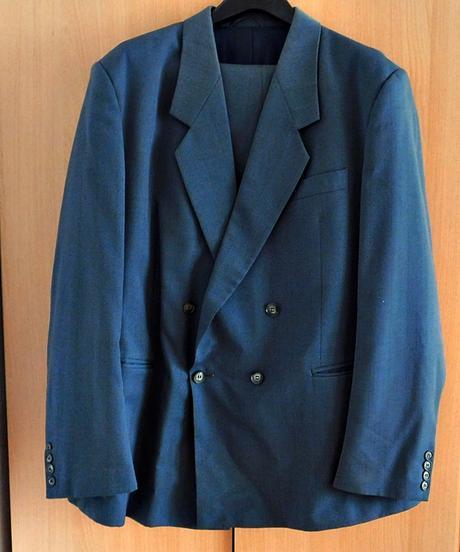 společenský oblek, XL