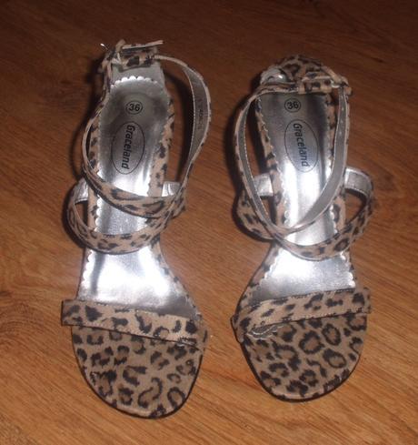 tygrované botky Graceland, 36