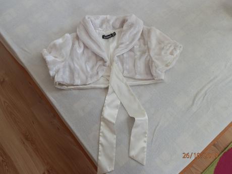 Spoločenské šaty s bolerkom, 36