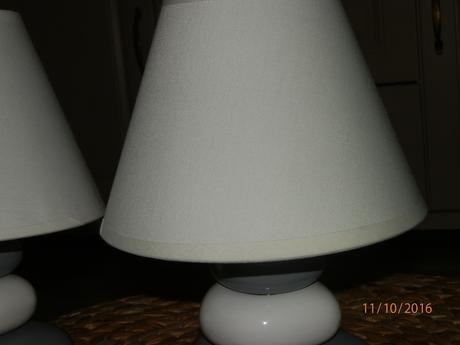 Stolné lampy,