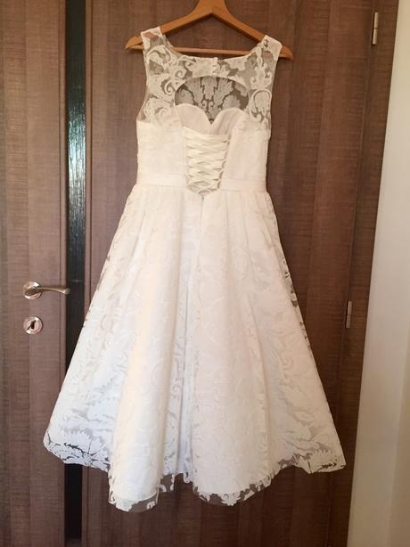 Svadobné šaty 38, 40