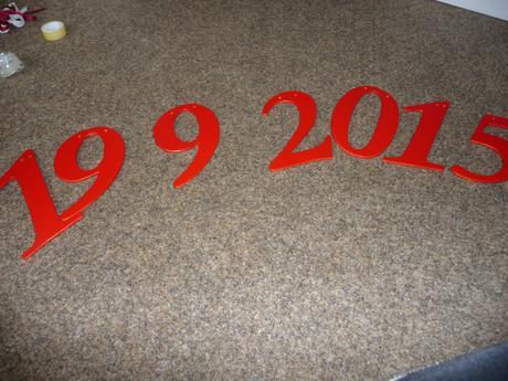 čísla - datum svatby,