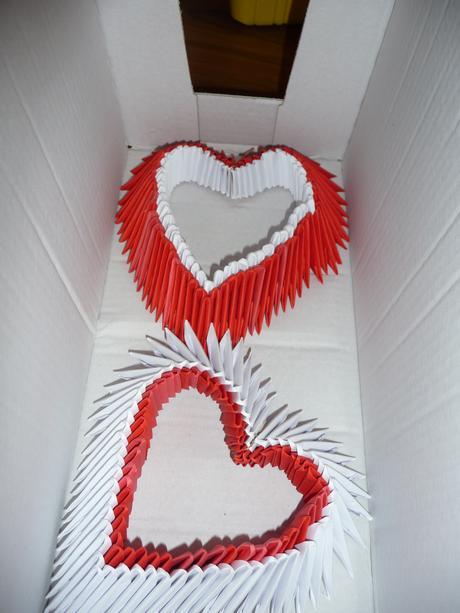 Papirové srdce,