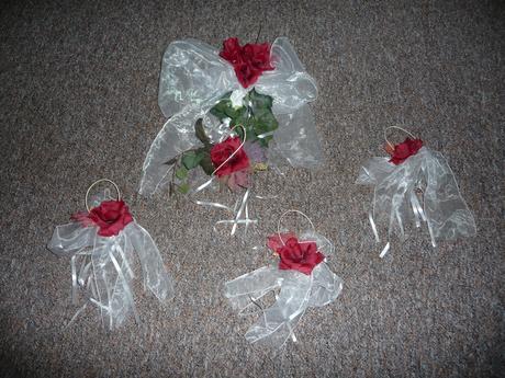 svatební dekorace,