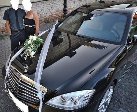 Luxusna vyzdoba na auto,