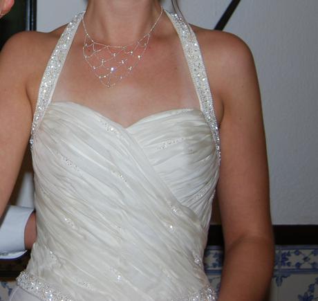 svadobné šaty la sposa, 42