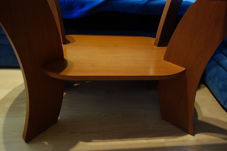 Konferenčný stolík - čerešňa,