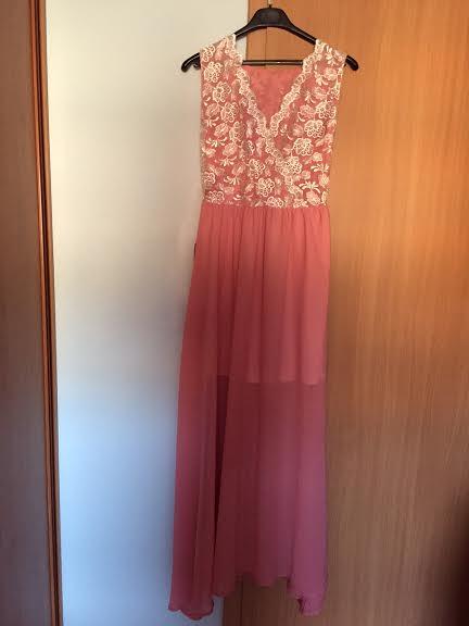 Spoločenské šaty - M/L, 38