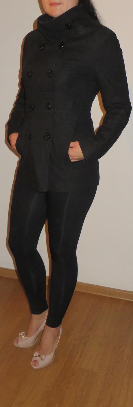 jesenný kabátik , 40