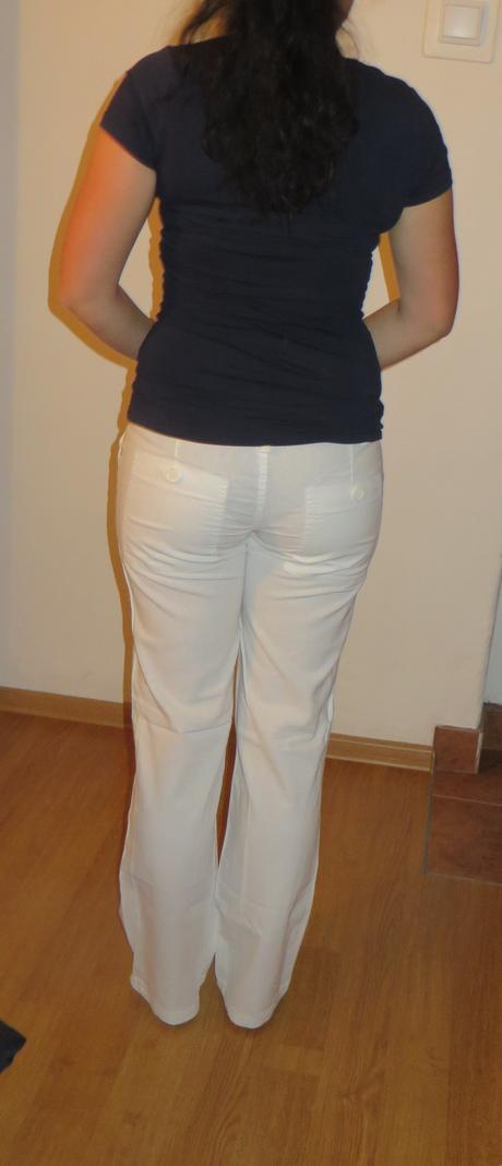 letné nohavice , 40