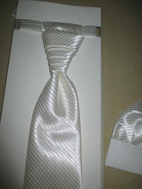 kravata pre ženícha,