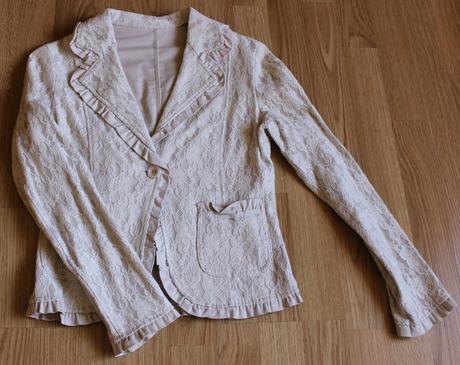 Elegantné sako, 36